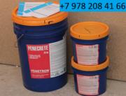 Пенекрит-эффективная гидроизоляция трещин, швов, стыков и т. д.